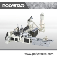 Cens.com 2 Stage Granules Recycling Machine POLYSTAR MACHINERY CO., LTD.