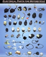 Cens.com Electrical Parts for Motorcycle HONG YEA ELECTRIC MACHINERY CO., LTD.